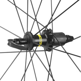 Mavic Crossride UB Hinterrad black